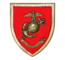 United States Marine Corps Wall Plaque